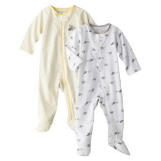 Just One YouMade by Carters Newborn Sleep N Play   Elephant Family 9 M