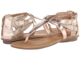 Kenneth Cole Reaction Kids Keep Heart Girls Shoes (Gold)