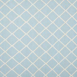 Safavieh Dhurries Light Blue/Ivory Rug DHU565B