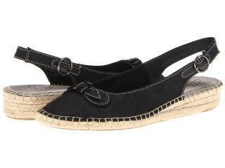LifeStride Rica Too Womens Wedge Shoes (Black)