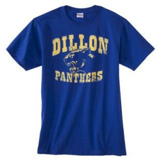 Mens Dillon Panthers Graphic Tee   Royal Blue L