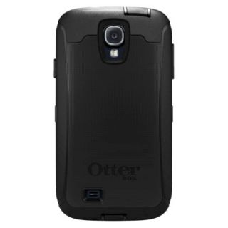 Otterbox Defender Cell Phone Case for Samsung Galaxy S4   Black (OB SGS4DEF)