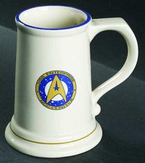 Pfaltzgraff Star Trek (Stoneware) Tankard, Fine China Dinnerware   1701 A Stonew