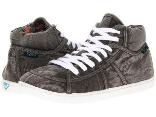 Roxy Rockie II Womens Skate Shoes (Black)