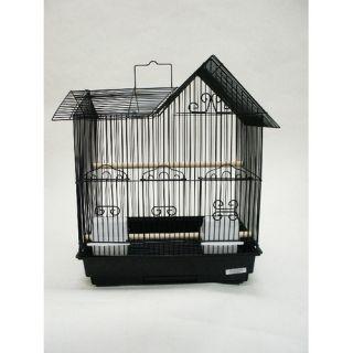 YML Villa Top Bird Cage 1754WHT 1754BLK