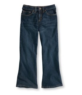 Girls Double L Boot Cut Jeans Girls