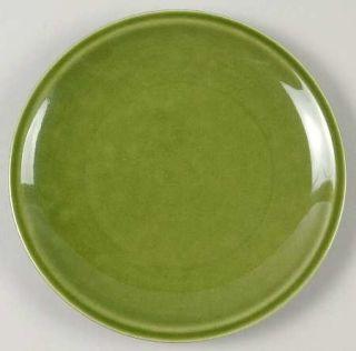 Paden City Greenbrier Dell (Dark) Green Bread & Butter Plate, Fine China Dinnerw