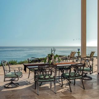 O.W. Lee Palisades Patio Dining Collection Multicolor   OWLC386 1