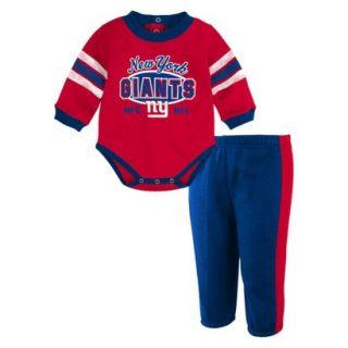 NFL Infant Capri Pants 0 3 M Giants
