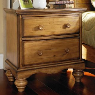 Hillsdale Hamptons 2 Drawer Nightstand 1553 771