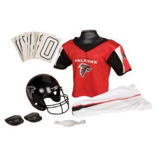 Franklin Sports NFL Falcons Deluxe Uniform Set   Medium