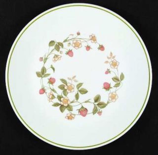 Corning Strawberry Sundae Dinner Plate, Fine China Dinnerware   Corelle, Strawbe