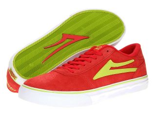 Lakai Manchester Select Mens Skate Shoes (Red)