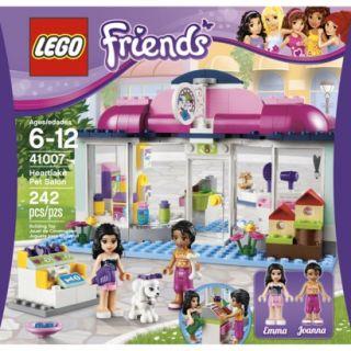 LEGO Friends Pet Salon 41007