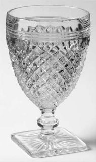 Anchor Hocking Miss America Clear Juice Glass   Clear, Depression Glass