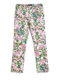 Girls Kauai Floral Skinny Jeans   Kauai Floral