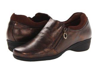 Helle Comfort Saki Womens Shoes (Bronze)