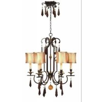 World Imports Lighting 7646 29 Turin Turin 6 Light Chandelier