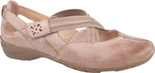 Womens Blondo Bianca   Light Taupe Blanche Neige Leather Casual Shoes