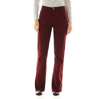Lee Relaxed Fit Bootcut Jeans, Syrah, Womens