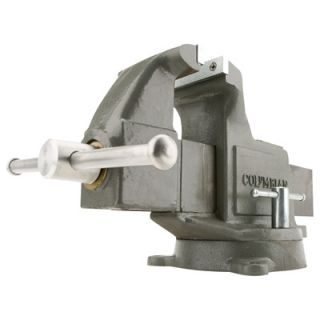 Wilton Columbian Machinist Bench Vise   4in. Jaw Width, Model# 604M3