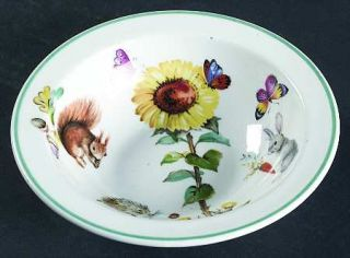 Royal Worcester Skippety Tale Childs Bowl, Fine China Dinnerware   Porcelain, C