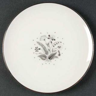 Royal Jackson Deauville Bread & Butter Plate, Fine China Dinnerware   Parisienne