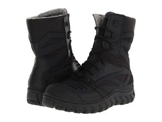 Bates Riding Collection Reyes Hi Mens Lace up Boots (Black)