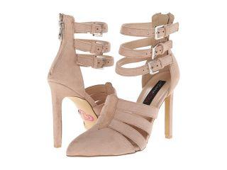 Heart Soul Paulette Womens Boots (Bone)