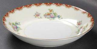 Royal Embassy Rutland (Smooth Verge, Japan) Coupe Soup Bowl, Fine China Dinnerwa