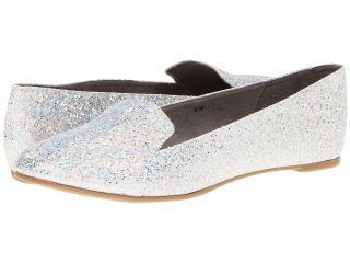 Touch Ups Tammy Womens Slip on Shoes (Silver)
