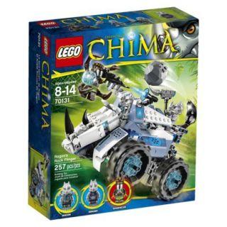 LEGO Legends of Chima Rogon s Rock Flinger   257 pieces