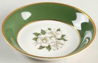 Royal Jackson Countess Madison Jade Green Fruit/Dessert (Sauce) Bowl, Fine China