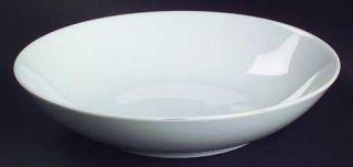 Noritake Angela White Fruit/Dessert (Sauce) Bowl, Fine China Dinnerware   Cook N