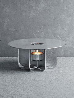 Georg Jensen Tea Pot Warmer   No Color