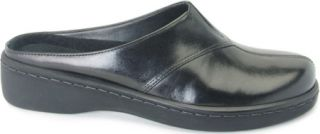 Womens Naturalizer Mardi   Black Leather Casual Shoes
