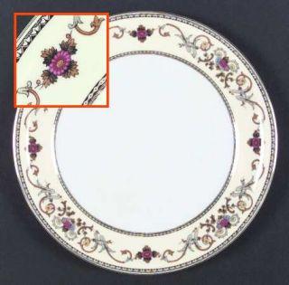 Royal Embassy Wheeling (Occupied Japan) Dinner Plate, Fine China Dinnerware   Fl