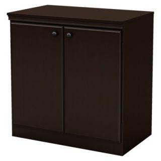 Storage Cabinet: Morgan Storage Cabinet   Chocolate