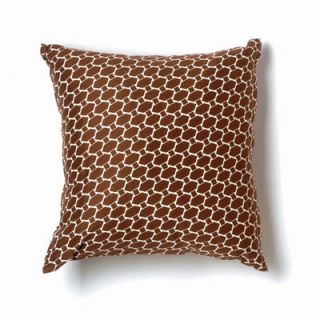 Twinkle Living Lego Pillow P02NW Color: Brown
