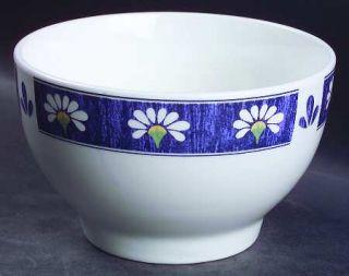 Majesticware Spring Daisy 5 All Purpose (Cereal) Bowl, Fine China Dinnerware