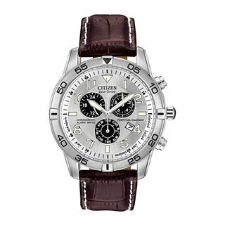 Citizen Mens Eco Drive Chronograph Watch BL5470 06A