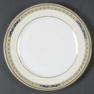 Heinrich   H&C 11649 Bread & Butter Plate, Fine China Dinnerware   Imperial,Crea