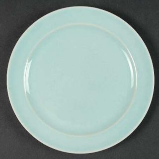 Taylor, Smith & T (TS&T) Luray Pastels Green Dessert/Pie Plate, Fine China Dinne