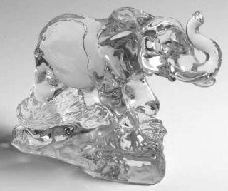 Princess House Crystal Animals & Figurines Elephant Figurine   Various Animals &