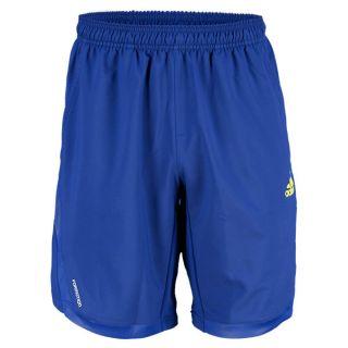 Adidas Men`s Adipower Barricade 9.5 Inch Tennis Short Blue Xxlarge
