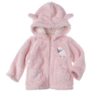 Just One You made by Carters Newborn Girls Overcoat   Pink L