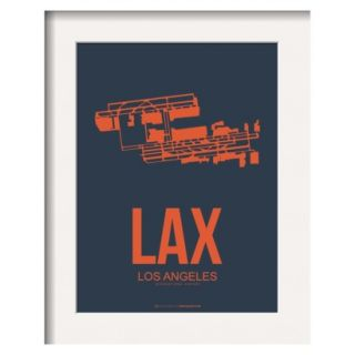 Art   LAX Los Angeles Framed Poster Print