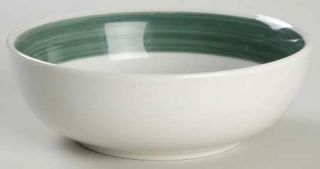 Gibson Designs Basic Living Iii Hunter Soup/Cereal Bowl, Fine China Dinnerware