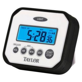 Taylor Splash n Drop Water and Impact Resistant Timer/Clock