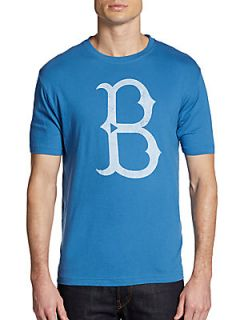 Vintage Inspired Brooklyn Dodgers Tee   Blue